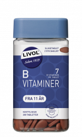 Livol B vitaminer