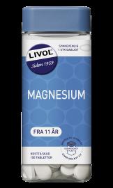 Livol Magnesium 150 stk