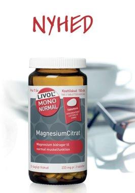 NYHED MagnesiumCitrat + B6