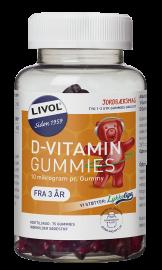 Livol Vitamin Gummies D vitamin