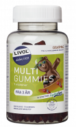 Livol Vitamin Gummies Multivitamin Cola
